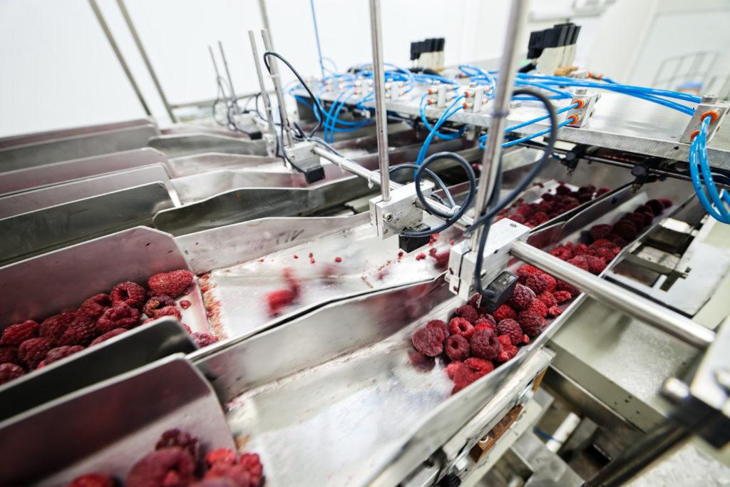 Polymerbeschichtungen Lebensmittelindustrie