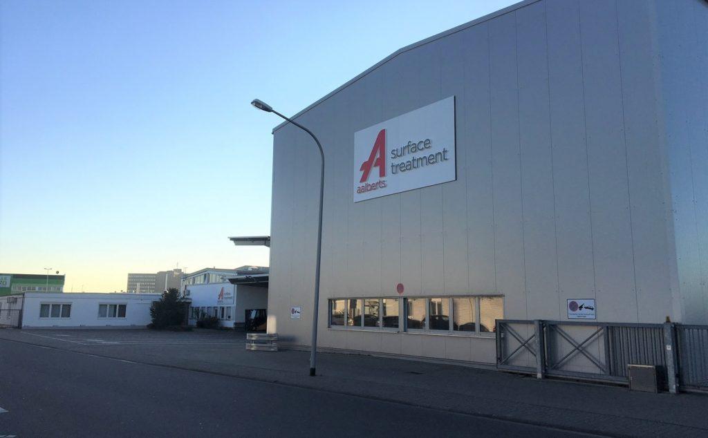Aalberts surface technologies Weiterstadt 1