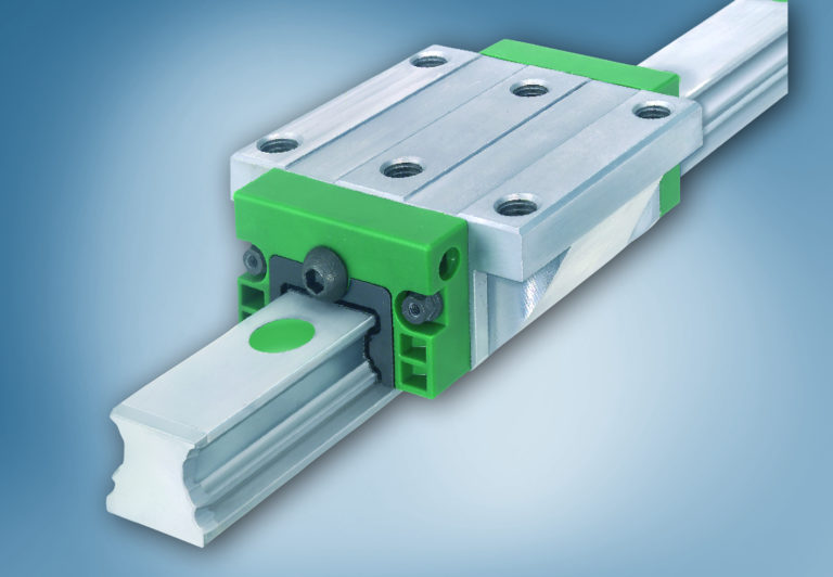Duralloy beschichtet Linearführungen und Linearführungswägen für den Maschinen- und Anlagenbau